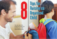 8 Tips for Raising an Organized Child